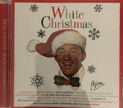 White Christmas(CD 1998)TESTED-RARE VINTAGE COLLECTIBLE-SHIPS N 24 HOURS