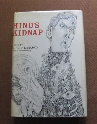 HIND'S KIDNAP by Joseph McElroy - 1st/1st HCDJ 1969