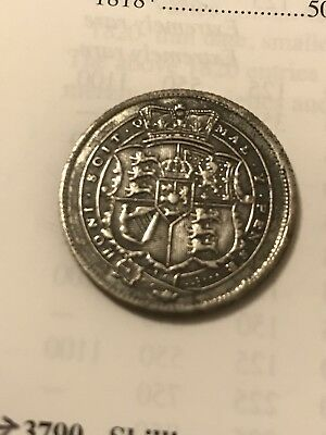 George 111 Shilling 1820