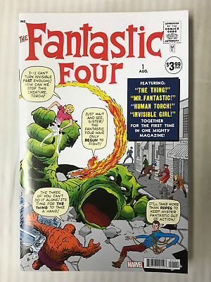 Fantastic Four #1 - Facsimile Edition VF/NM