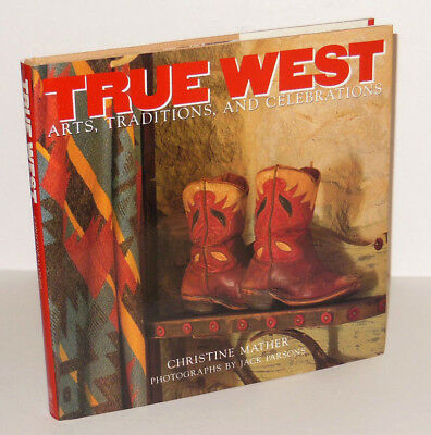 SIGNED True West Arts Christine Mather Western Americana Photography