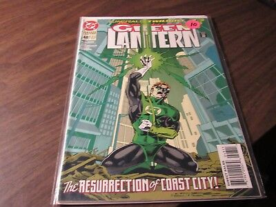 Lot of 2 Green Lantern #48 First Appearance of Kyle Rayner Comic Book DC 1994