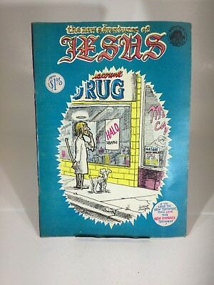 Rip Off Express The New Adventures of Jesus 1st Edition Nov 1969