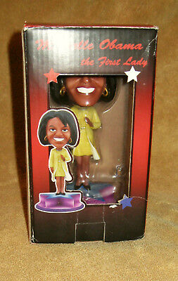Michelle Obama the First Lady Bobblehead