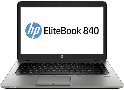 "HP Elitebook 840 i5 4 Gen 1,9GHz 8GB 128GB SSD 14"" UMTS Win 10 Pro 1600x900 WebC"
