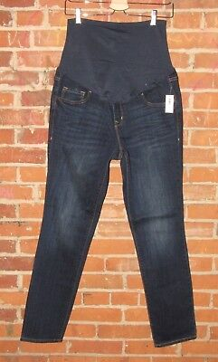 NWT Old Navy Maternity Full Panel Skinny Jeans size 12
