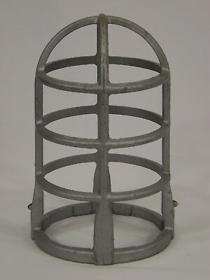 Metal Safety Cage Guard for Industrial Light Fixture Cage Guard Only No Fixture