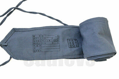 WWII China army winter gray blue Leggings