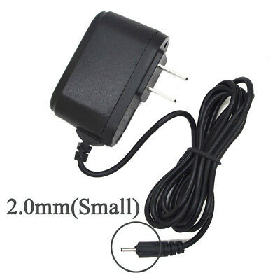 DC 5V 500mA 2.0mm Home Travel Wall AC Charger Adapter for Nokia N82 N90 N91 N92