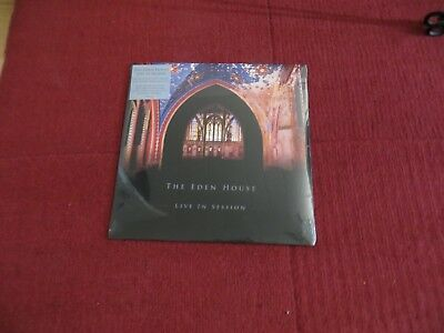 The Eden House - Live In Session LP - Goth Rock