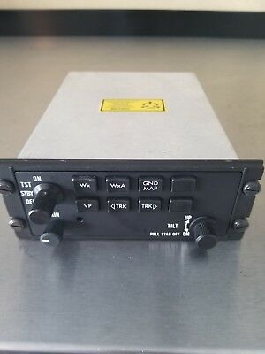 CP-466A EFIS control panel. GNS-530 also available