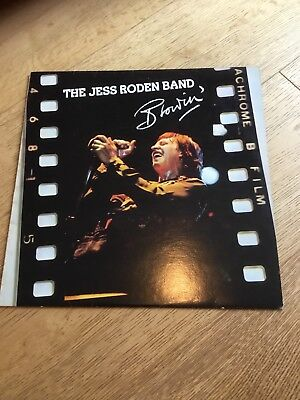 The Jess Roden Band ‎– Blowin' Vinyl LP 1977 Island Records ‎– ILPS 9496