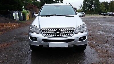 2007 Mercedes-Benz Ml280 3.0 Cdi Ed-S 4Matic, Sat Nav, Leather **stunning Car**
