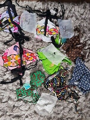 Various Bikinis all small to medium sizes  (11 in total)