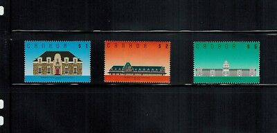 Canada Stamp Lot of 3 stamps High Value definitives 1989-90  MNH High CV