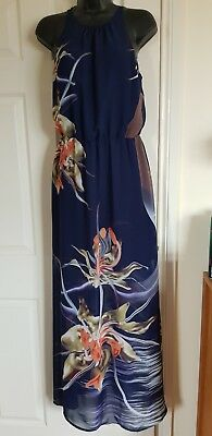 Women's Floral Nevi Maxi Dress Size 12
