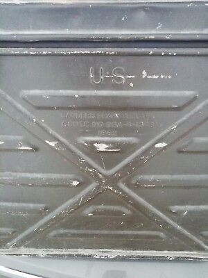 1962 US Army Food Storage Container Insulated DSA-4-1548 Landers Frary Clark