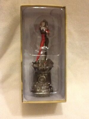 HARLEYQUIN piece, Eaglemoss DC Batman v. Joker chess set