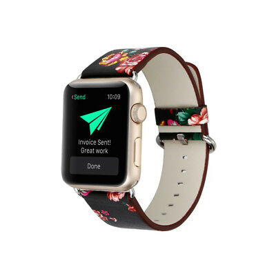 Kidston Floral Sports Strap Wrist Band for 40/44mm iWatch Apple Watch Series4