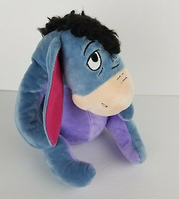 "Disney's 13"" Eeyore Kohls Cares Plush Stuffed Animal Winnie the Pooh CUTE"