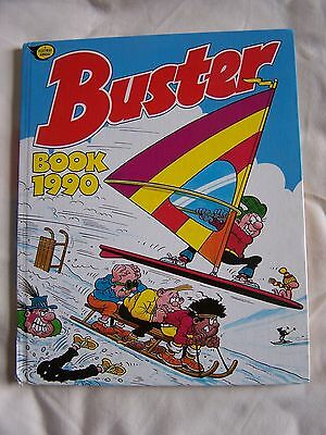 Buster Book 1990 Annual