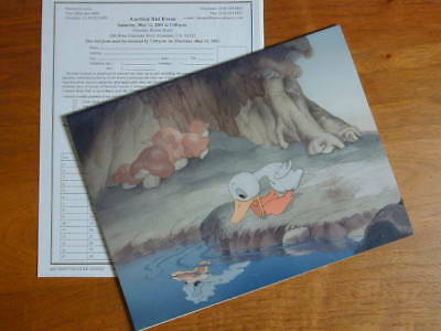 Howard Lowery Gallery Animation Art & Related Items 1200 Auction Catalog 269 Lot