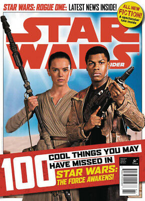 Star Wars Insider Magazine Issue 165 May June 2016 New Sealed