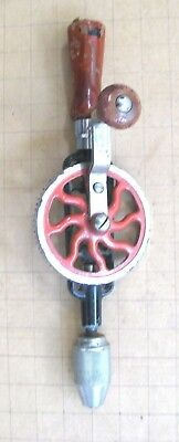 Vintage Egg Beater Style Hand Drill MILLERS FALLS No. 2A