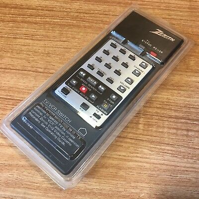 Vintage Zenith Remote Control TV / VCR Switch 101-7042 BRAND NEW