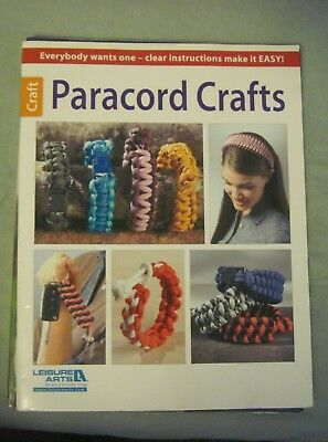 Paracord Crafts Leisure Arts Book P165