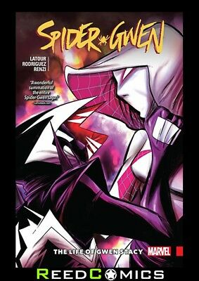 SPIDER-GWEN VOLUME 6 LIFE AND TIMES OF GWEN STACY GRAPHIC NOVEL Collects #30-34