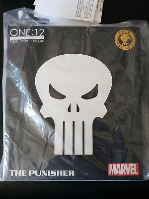 Mezco One:12 Marvel The Punisher Special Ops Figure SDCC Exclusive 2018 new