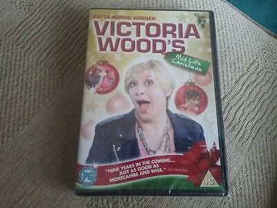 Victory Wood - Midlife Christmas (DVD, 2010) new and sealed freepost