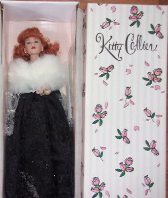 "Tonner Company 18"" MIDNIGHT WALTZ KITTY COLLIER DOLL"