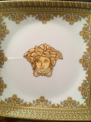 VERSACE ASH TRAY Medusa PLATE Rosenthal NEW in BOX LOVER GIFT IDEA SALE