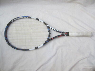 Babolat Pure Drive Cortex 107 Tennis Racquet 4-1/4 Grip, Good Used Cond, Free S