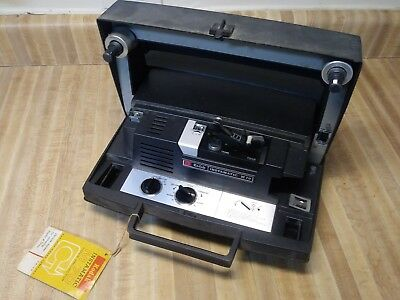 Kodak M 70  8mm  Film Projector Vintage Movie Player AS IS SHIPS FREE