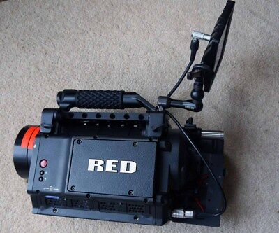 RED ONE 4k Camera kit with Nikon mount and accessories