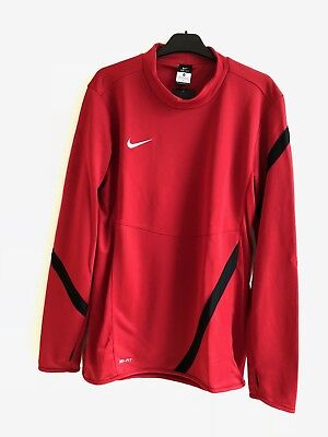 M Pull Training Fit Dri Nike Taille Rouge Technologie wzZf7