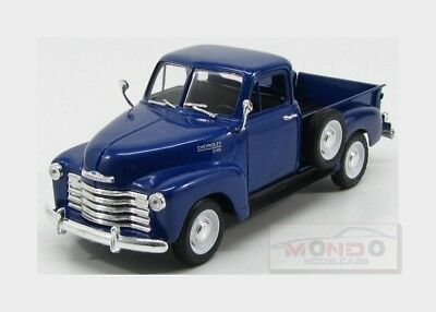 Chevrolet 3100 Pick-Up 1953 Blue WELLY 1:24 WE22087BL