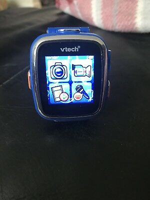 VTech 171603 Kidizoom DX Smart Watch - Blue