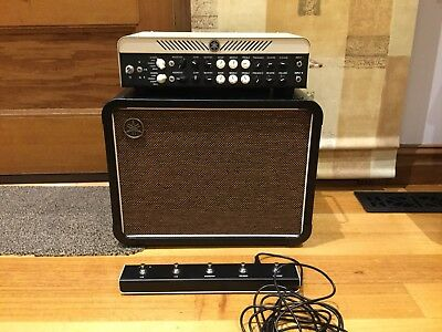 Yamaha THR100H Dual Amp Head - and THRC112 speaker cabinet