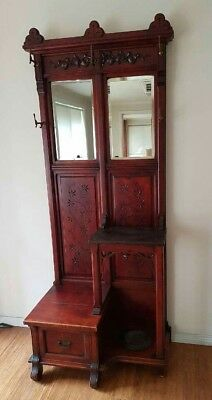 Vintage Hall Stand Coat Stand