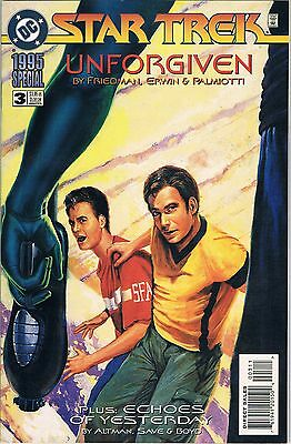 Star Trek Special #3 (DC 1995): Unforgiven/Echoes of Yesterday