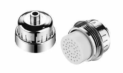 HotelSpa 1136 Replacement Shower Filter Cartridge Compatible with Universal S...