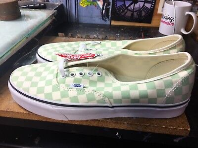 41bea962a3 VANS AUTHENTIC (CHECKERBOARD) Ambrosia Size US 11 Men s VN0A38EMQ8J ...