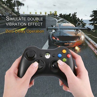 Bluetooth Gamepad Wireless Joystick Handle Game Controller for PC FK