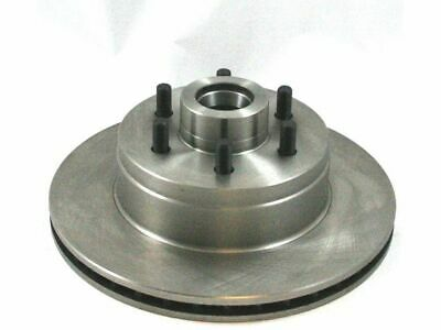 Disc Brake Rotor and Hub Assembly Front IAP Dura BR5432