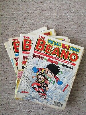 Beano Comics 1997 - Almost complete (51 issues)