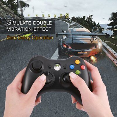 Bluetooth Gamepad Wireless Joystick Handle Game Controller for PC F7